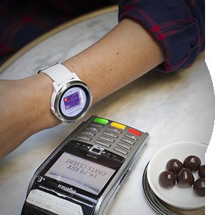 Garmin Pay et Fitbit Pay